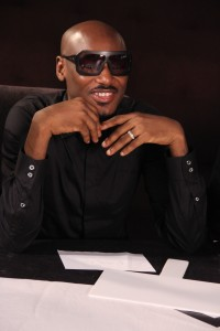 2FACE IDIBIA FLASHING RING