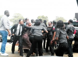 DSS-officials-and-policemen-at-the-scene-