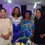 Nike Akande, Agatha Amata and Sarah Sosan